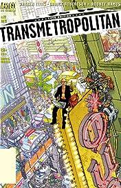 Transmetropolitan #22