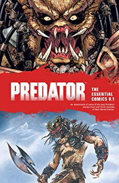 Predator: The Essential Comics  Vol. 1