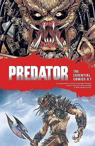 Predator: The Essential Comics Vol. 1
