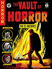 The EC Archives: The Vault of Horror Vol. 5