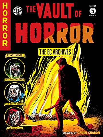 The EC Archives: The Vault of Horror Tome 5