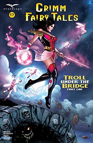 Grimm Fairy Tales (2016-) No.17