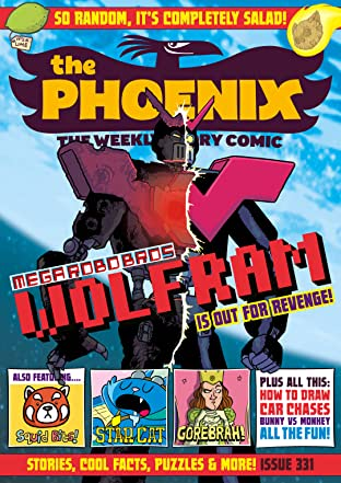 The Phoenix #331: The Weekly Story Comic