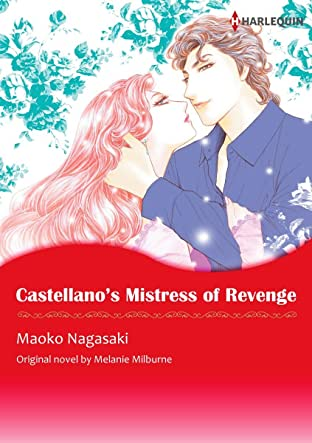 Castellano's Mistress Of Revenge