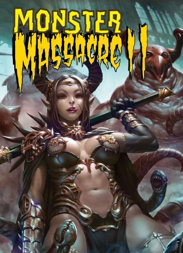 Monster Massacre Vol. 2