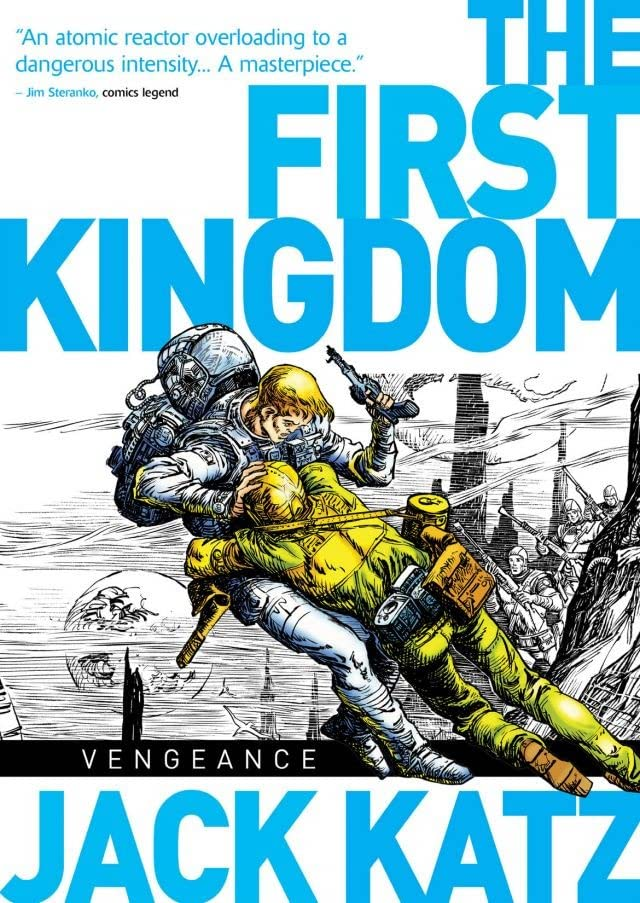 The First Kingdom Vol. 3: Vengeance