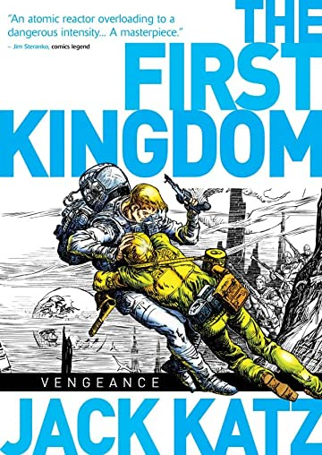 The First Kingdom Vol. 3: Vengeance