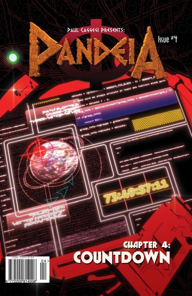 Pandeia #4
