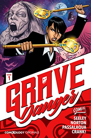 Grave Danger (comiXology Originals) #1 (of 5)