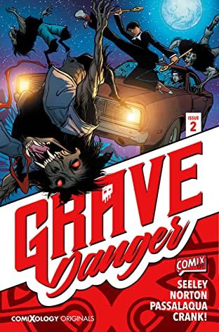 Grave Danger (comiXology Originals) No.2 (sur 5)