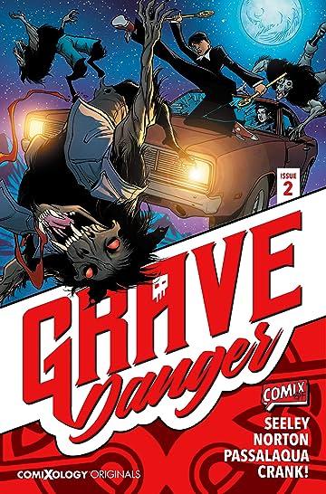 Grave Danger (comiXology Originals) No.2 (sur 5)