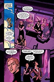 Grave Danger (comiXology Originals) #2 (of 5)