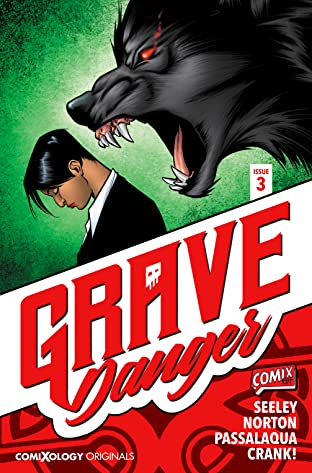 Grave Danger (comiXology Originals) No.3 (sur 5)