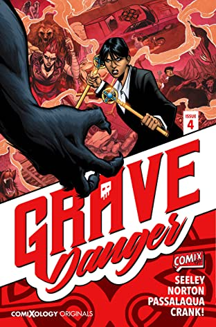 Grave Danger (comiXology Originals) No.4 (sur 5)