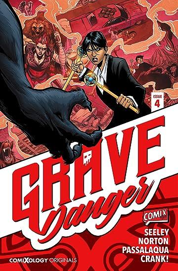 Grave Danger (comiXology Originals) #4 (of 5)