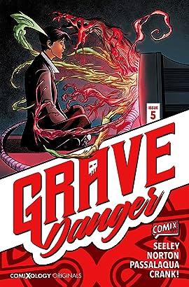 Grave Danger (comiXology Originals) #5 (of 5)