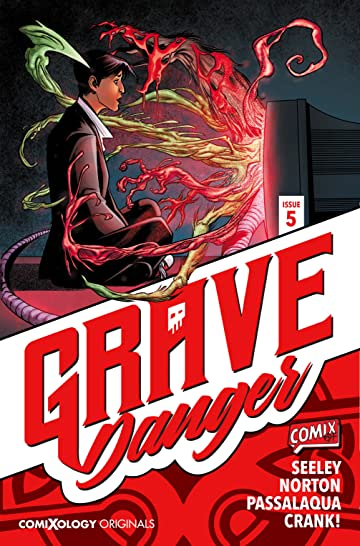 Grave Danger (comiXology Originals) #5 (of 5)