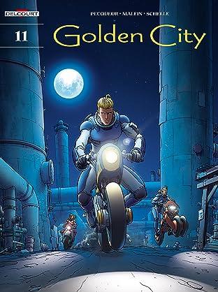 Golden City Vol. 11: The Fugitives