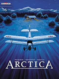 Arctica Vol. 6: The Fugitives
