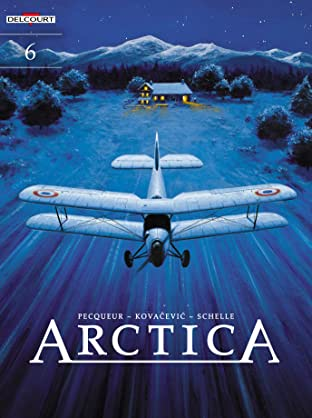 Arctica Tome 6: The Fugitives