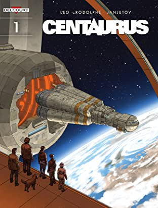 Centaurus Vol. 1: Promised Land