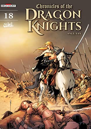 Chronicles of the Dragon Knights Vol. 18: Arsalam – The Sardish Wars – Part II
