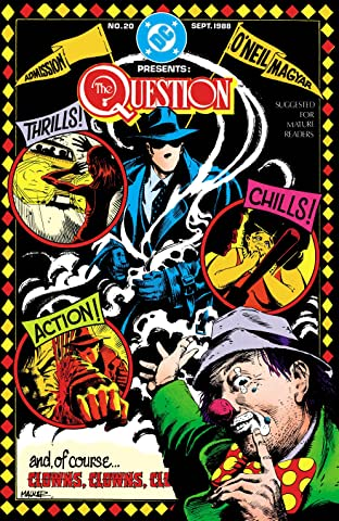 The Question (1986-2010) #20