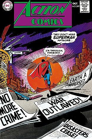 Action Comics (1938-2011) #368