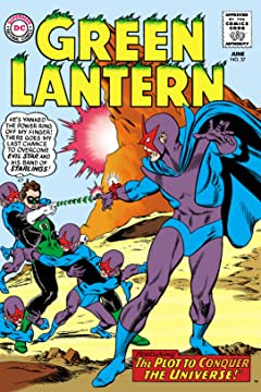 Green Lantern (1960-1986) #37