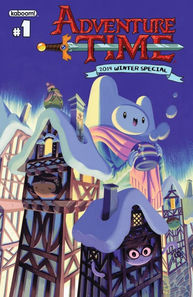 Adventure Time 2014 Winter Special