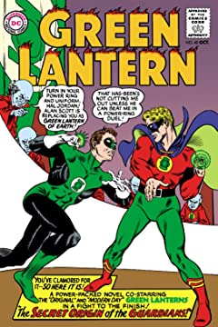 Green Lantern (1960-1986) #40