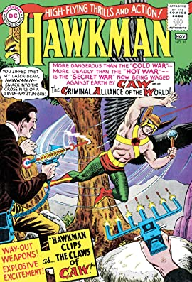 Hawkman (1964-1968) #10