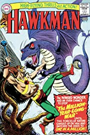 Hawkman (1964-1968) #12