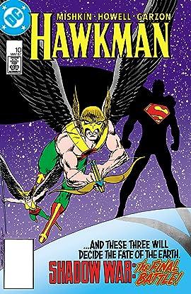 Hawkman (1986-1987) #10