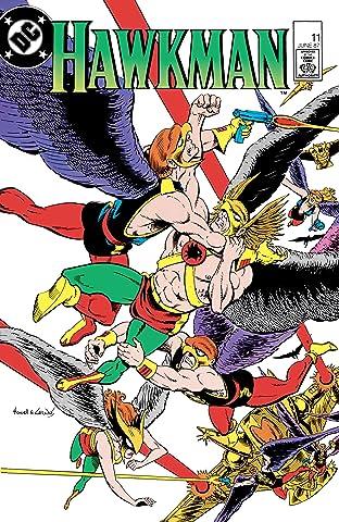 Hawkman (1986-1987) #11