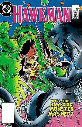 Hawkman (1986-1987) #12