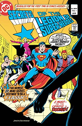 Secrets of the Legion of Super-Heroes (1981) #1