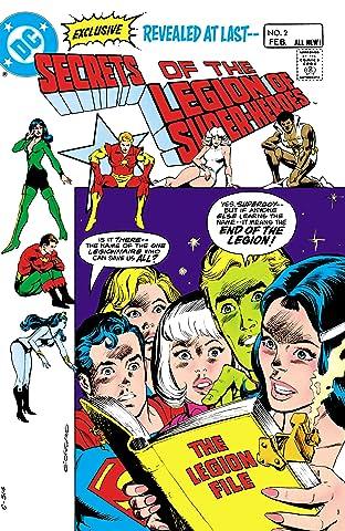 Secrets of the Legion of Super-Heroes (1981) #2
