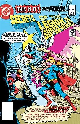 Secrets of the Legion of Super-Heroes (1981) #3