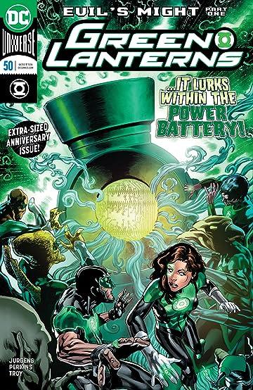Green Lanterns (2016-) #50