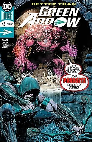 Green Arrow (2016-) #42