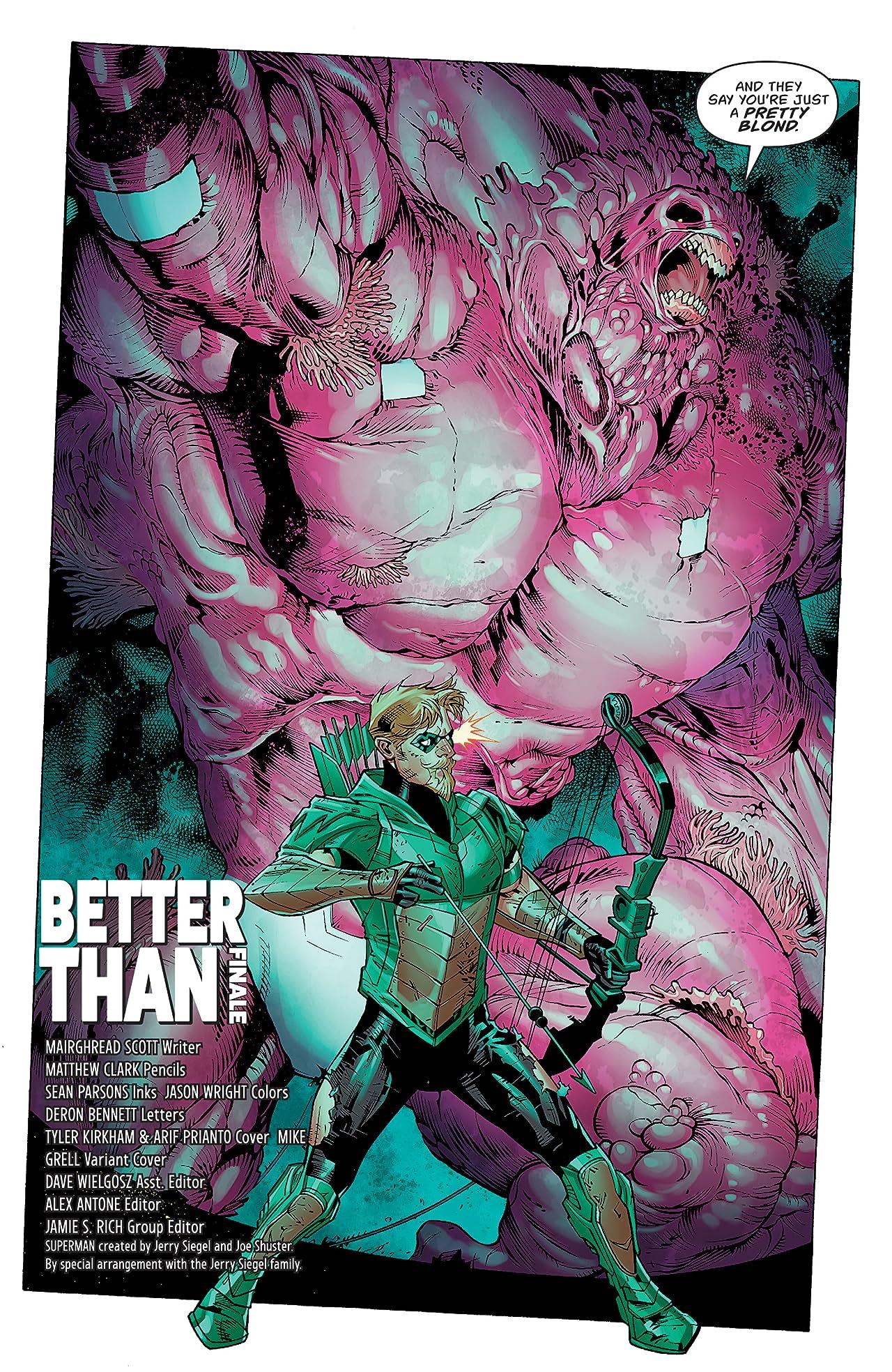 Green Arrow (2016-2019) #42