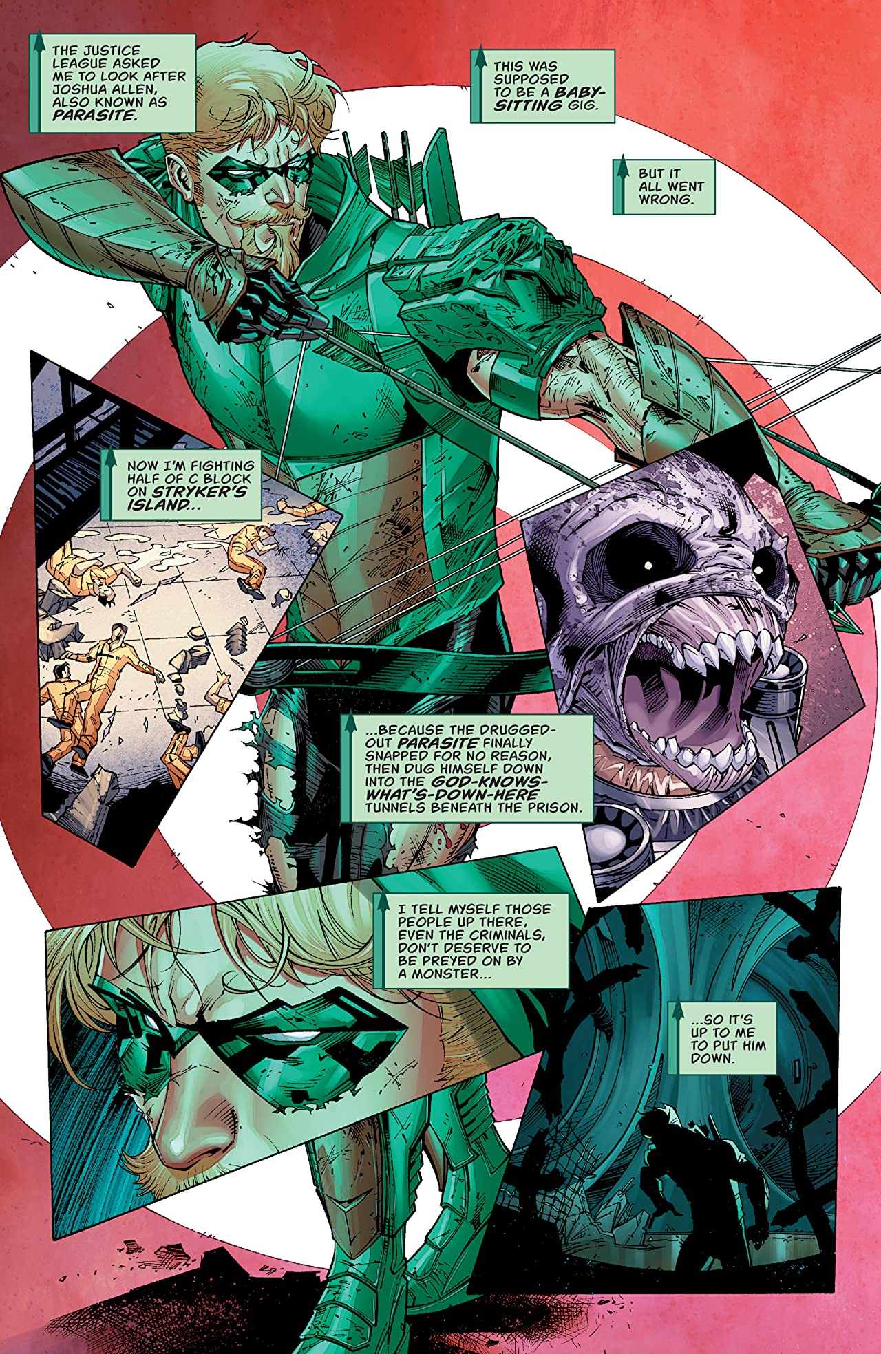 Green Arrow (2016-) #42