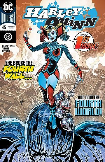 Harley Quinn (2016-) #45