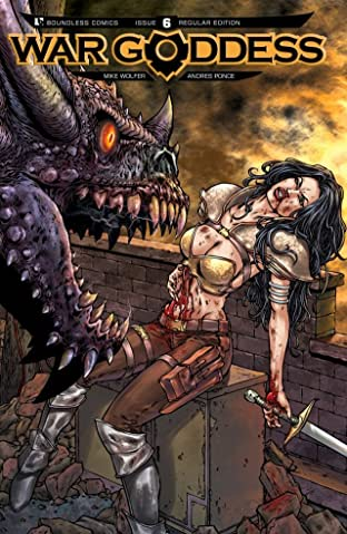 War Goddess #6