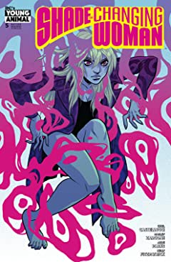 Shade, The Changing Woman (2018) #5