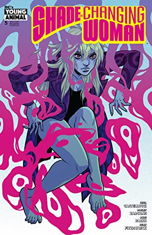 Shade, The Changing Woman (2018-) #5