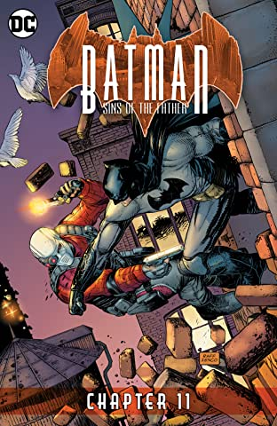 Batman: Sins of the Father (2018) #11