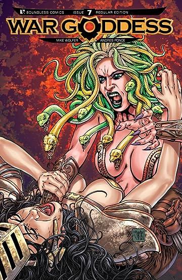 War Goddess #7