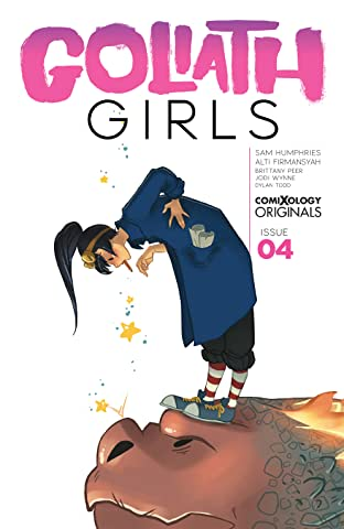 Goliath Girls (comiXology Originals) No.4 (sur 5)